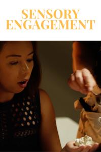 sensory engagement